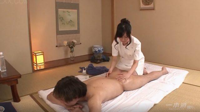 Phang em nhân viên massage cực dâm Manami Komukai